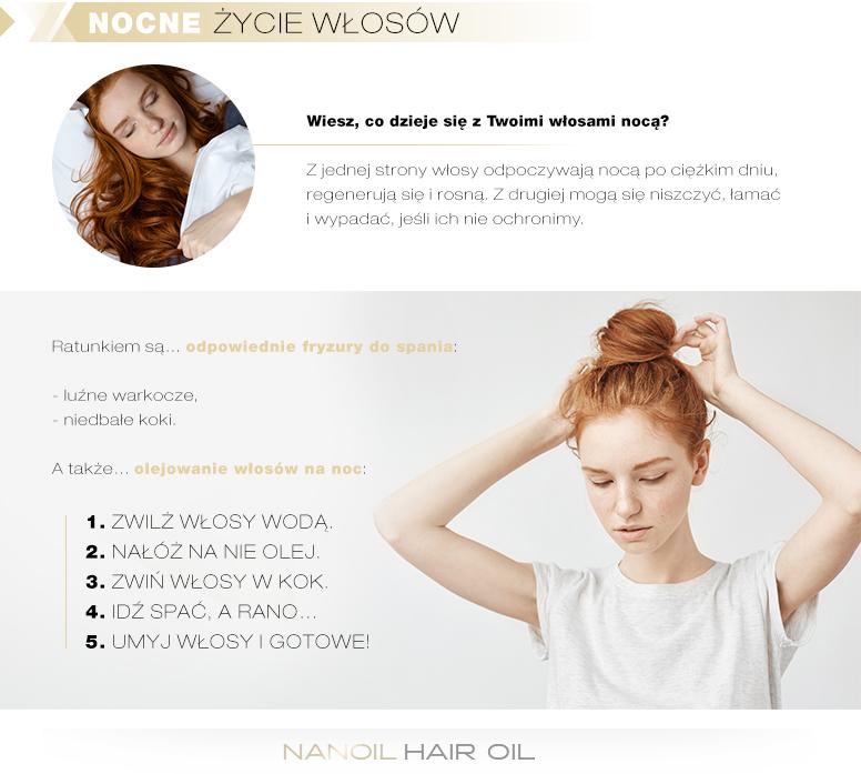 Jak Dbać O Włosy Podczas Snu Nocne życie Włosów